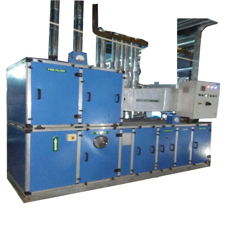 Air Handling Unit Manufacturers Pharma Engineers